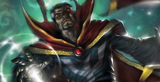 Doctor-Strange-Marvel-Comics-Cover-Art