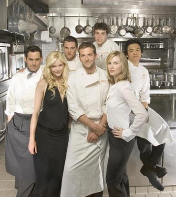 Chef for Kitchen confidential
