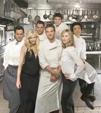 The Kitchen Show Cast bradley cooper's chef film 'adam jones' adds a bride!  