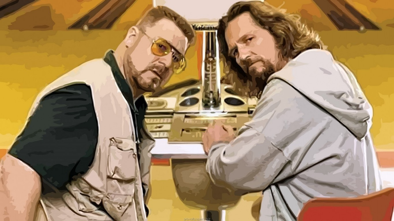 Is The Big Lebowski Te...