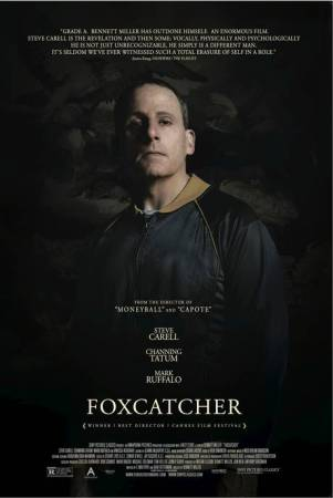 Foxcatcher-Carell