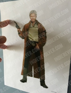 Han Endor Costume Episode VII