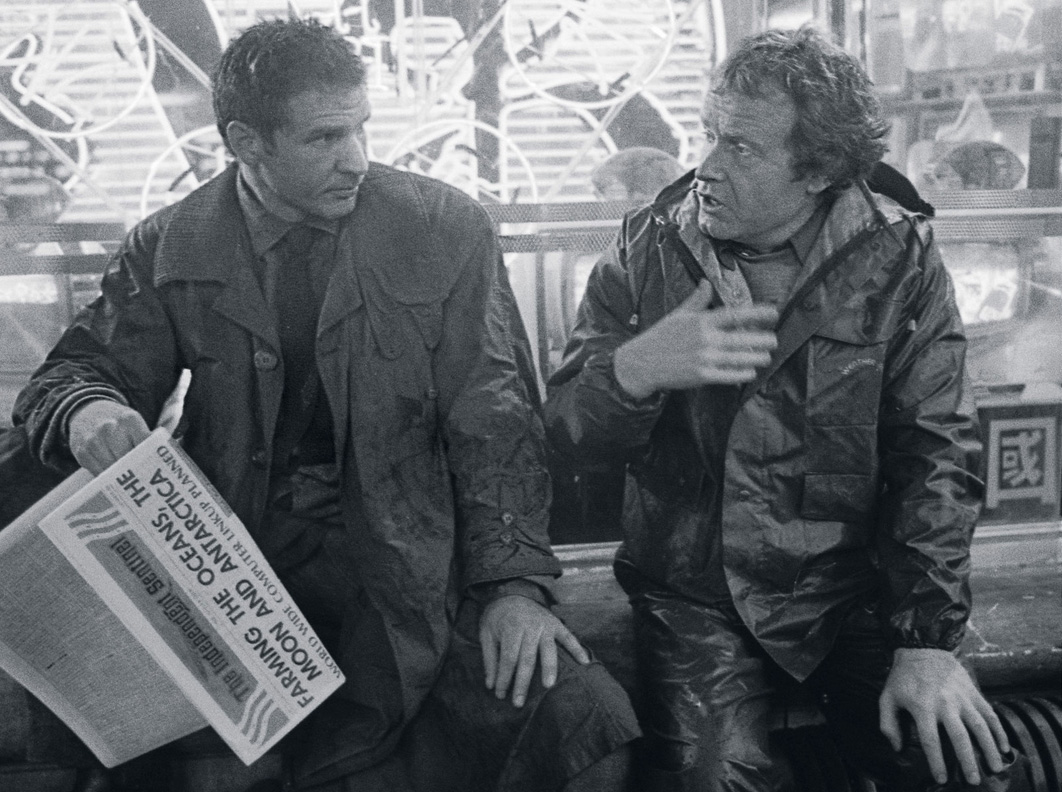 An analysis of the film blade runner by ridley scott