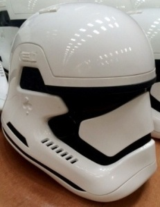 new stormtrooper helmet star wars episode 7