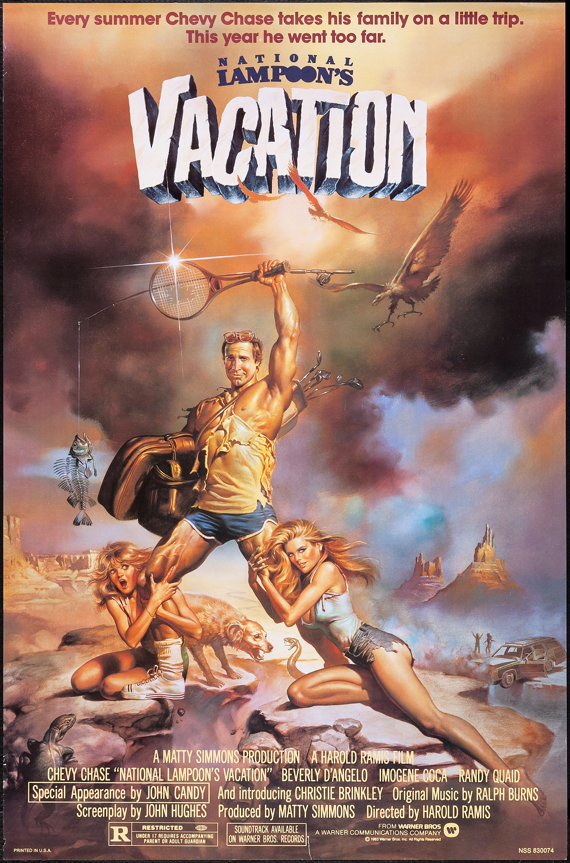 National Lampoon Family Vacation