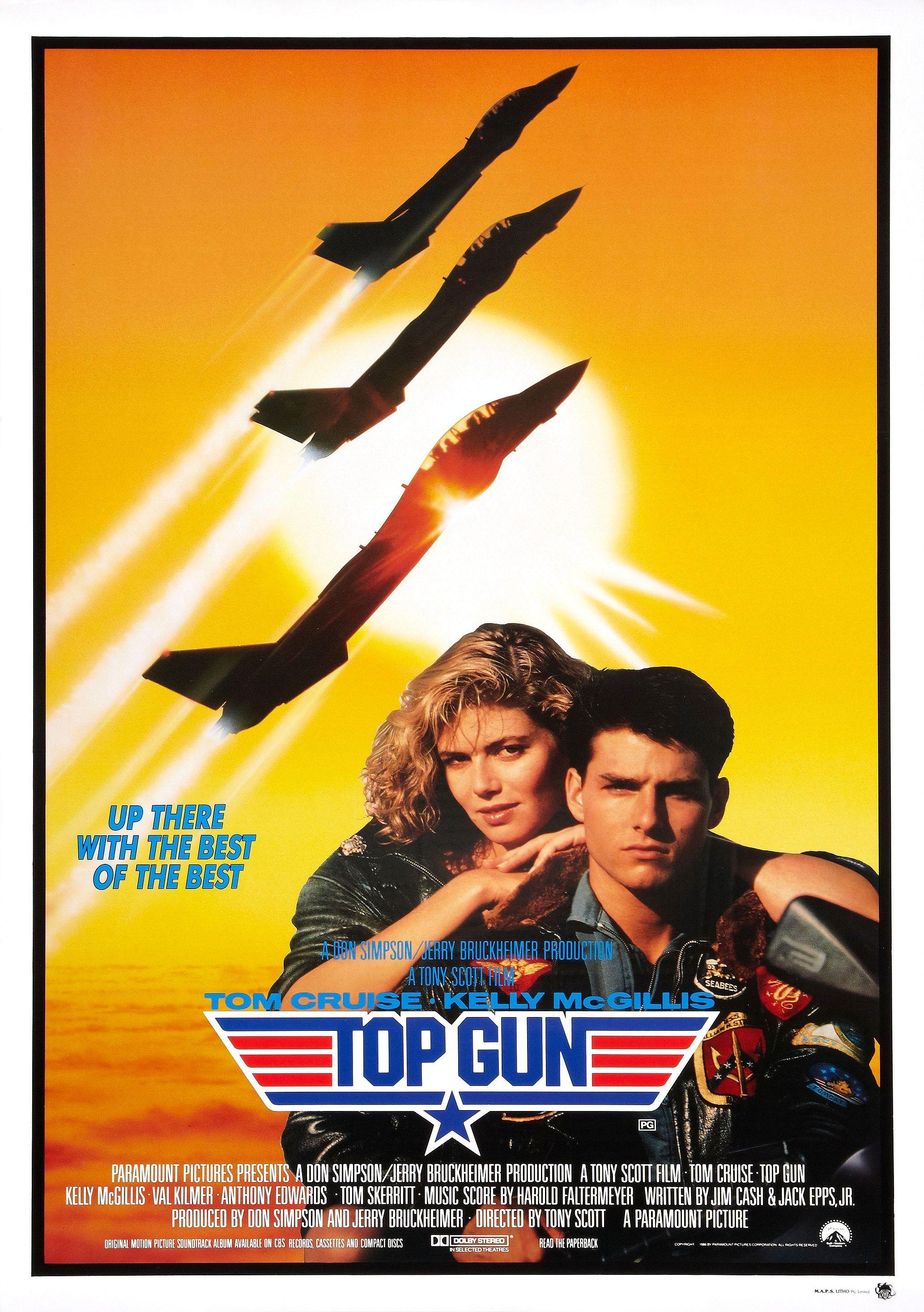 'Top Gun 2: Maverick Boogaloo' Has a Writer