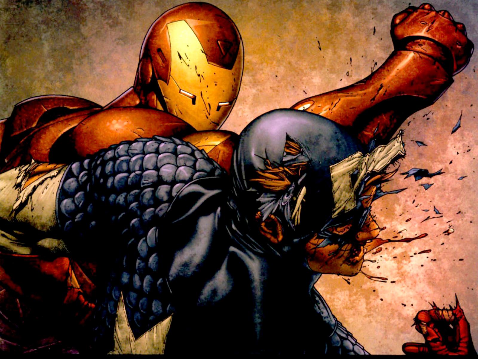 Civil War For Captain
