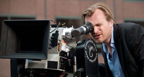Christopher Nolan Directing