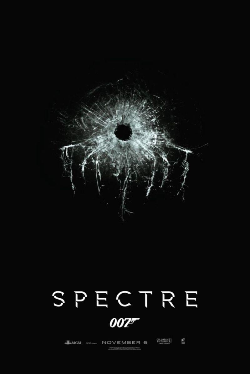 Bond SPECTRE One Sheet