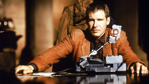 Harrison Ford Blade Runner