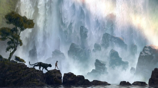 Jungle Book Concept Art 1