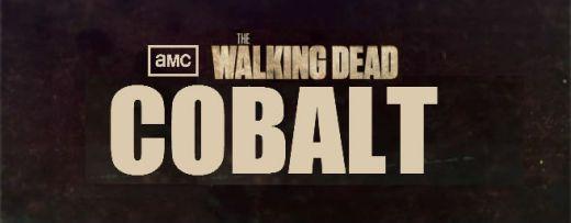 Walking Dead Cobalt Logo