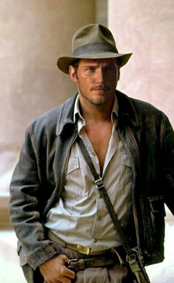 Chris Pratt Indiana Jones |