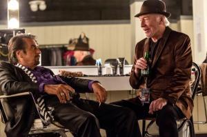 Al Pacino and Christoper Plummer in Danny Collins