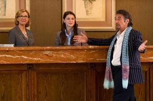 Annette Bening, Melissa Benoist and Al Pacino
