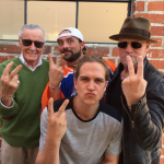 Michael Rooker, Stan Lee, Jason Mewes, Kevin Smith