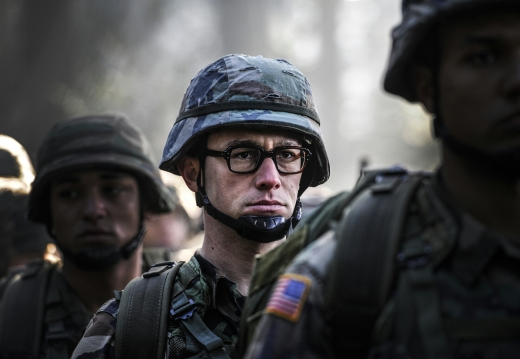 "In Academy Award®-winning director Oliver Stone's International thriller, ""SNOWDEN,"" witness Joseph Gordon-Levitt embody Edward Snowden.  In this first look, before he was a whistle-blower, Edward was an ordinary man who unquestioningly served his country. ""SNOWDEN"" is currently shooting in Munich, before moving to locations around the world.​  Open Road Films will release ""SNOWDEN"" in the U.S. on December 25, 2015."