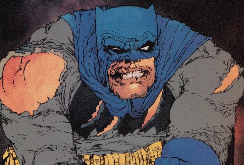 Frank Miller Dark Knight Returns