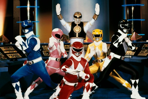 Power Rangers Movie