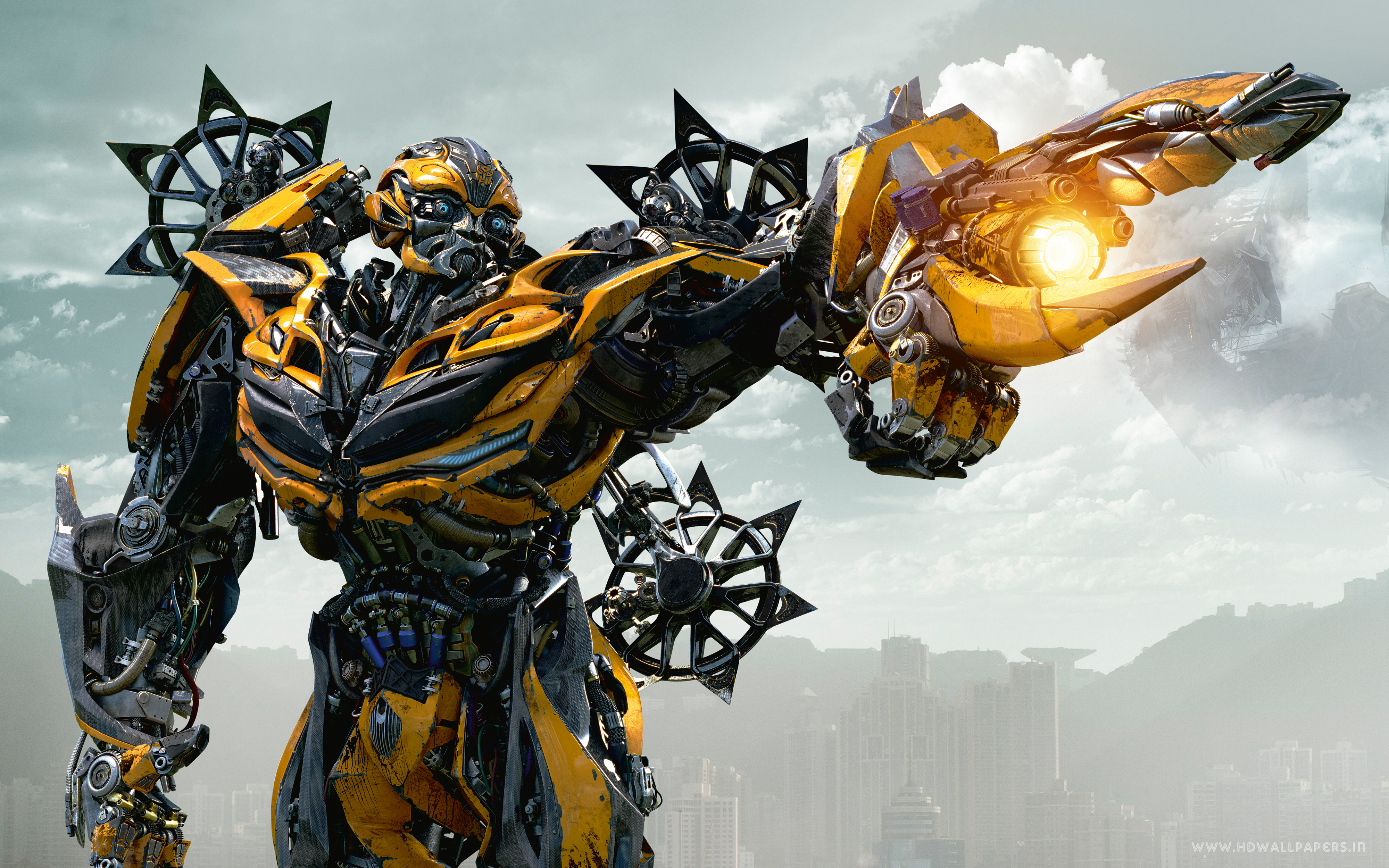 is a bumblebee movie being planned for the transformers cinematic