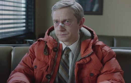 Image result for Martin freeman smarmy face