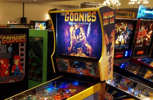 Goonies Pinball
