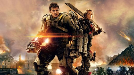Cruise Edge of Tomorrow