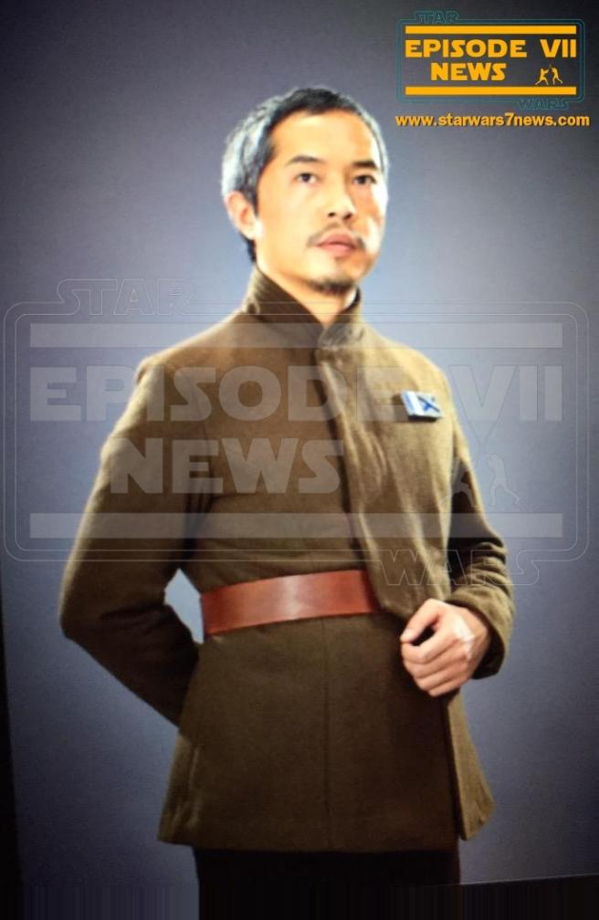 Ken Leung Star Wars