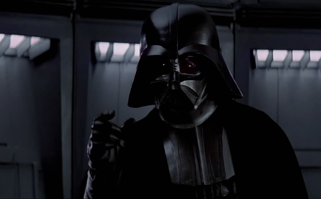 darth vader to appear in rogue one. Black Bedroom Furniture Sets. Home Design Ideas