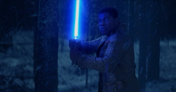 Finn The Force Awakens