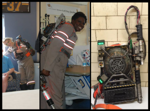 Ghostbusters V2 Proton Pack Compare