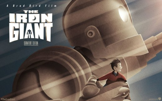 Iron Giant - Signature
