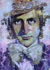 Willy Wonka by Rich Pellegrino