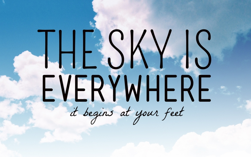 the-sky-is-everywhere-by-jandy-nelson-wallpaper
