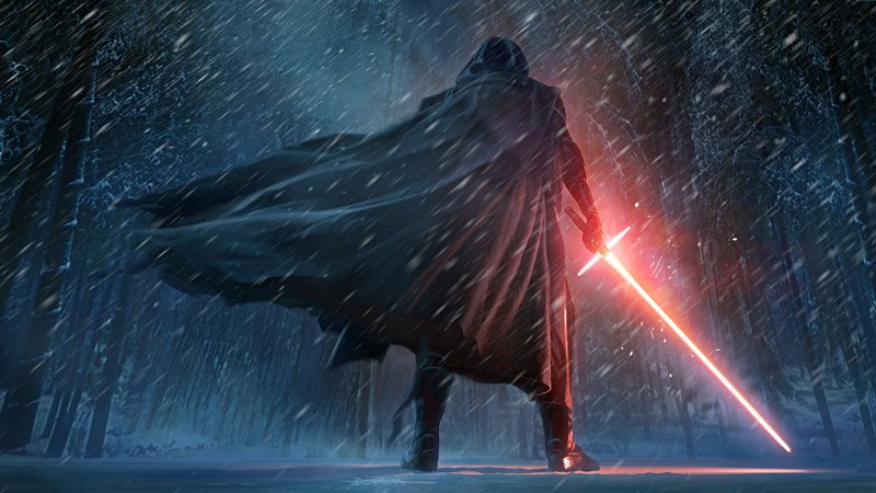 Art of Star Wars The Force Awakens