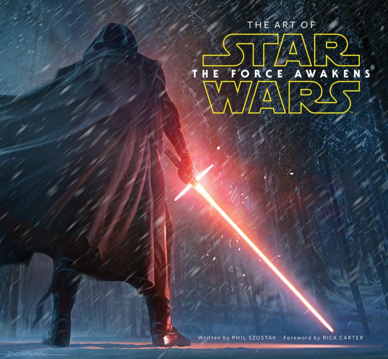 Cover Art of Star Wars The Force Awakens