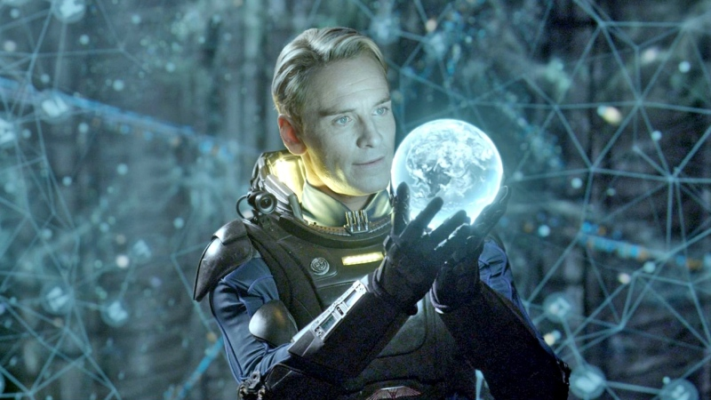 Prometheus Fassbender