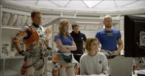 Martian 6 crew