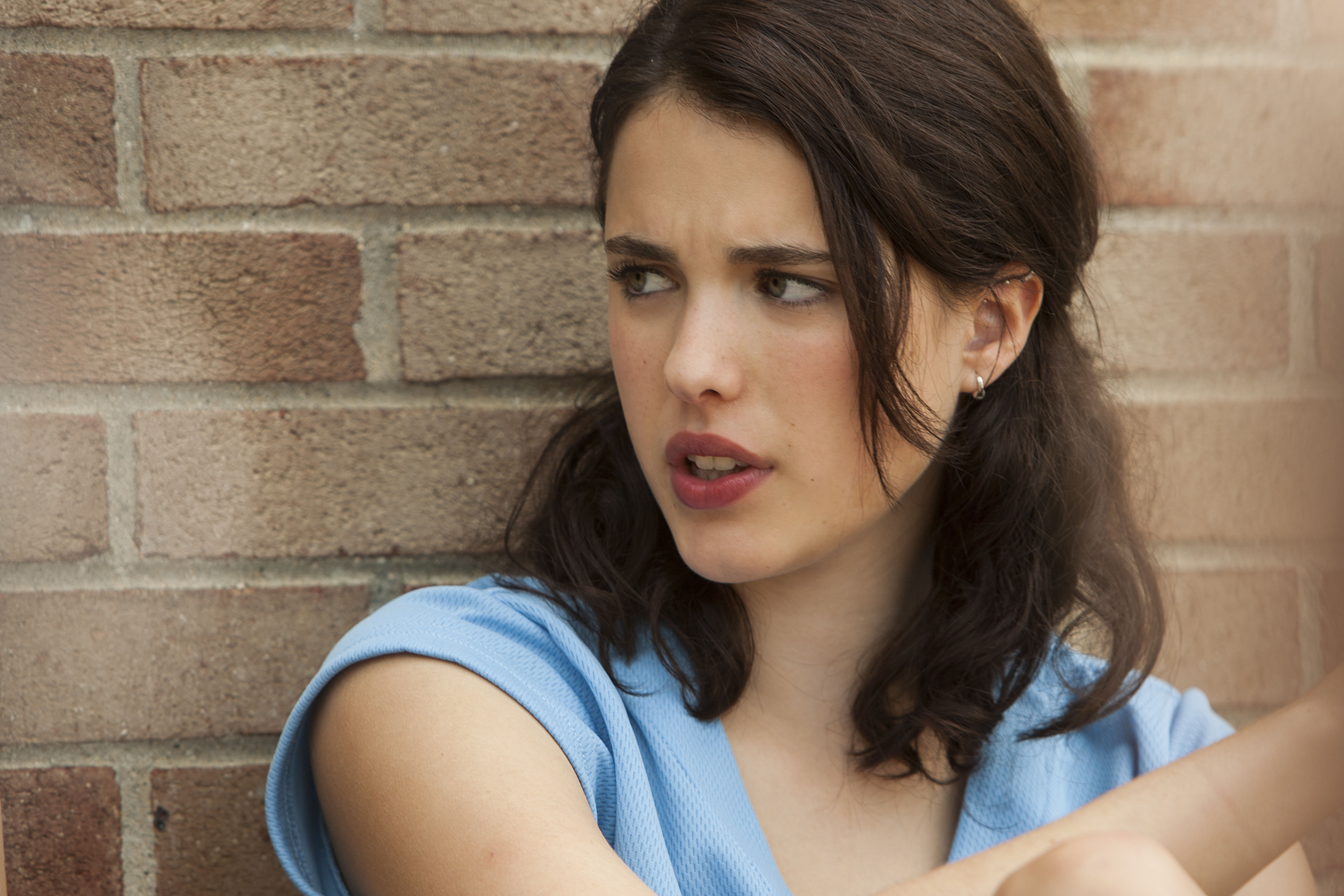 'The Leftovers' Margaret Qualley Receives a 'Death Note'