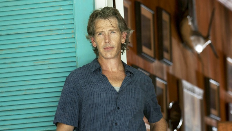 Ben Mendelsohn (Danny Rayburn) in the Netflix Original Series BLOODLINE. Photo: Saeed Adyani