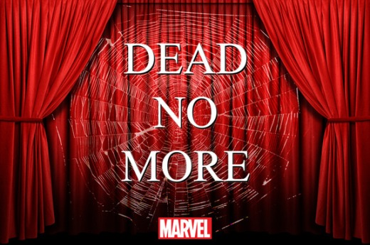 DEAD NO MORE SPIDEY