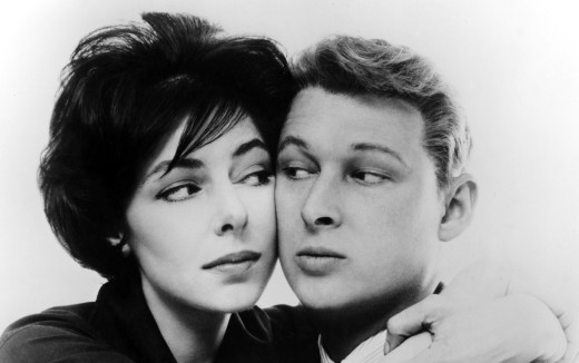 Elaine May & Mike Nichols, AN EVENING WITH NICHOLS & MAY, Golden Theater, 10/8/60