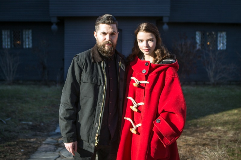 The Witch Director Robert Eggers and Star Anya Taylor-Joy at the Salem review Screening 2.18.16
