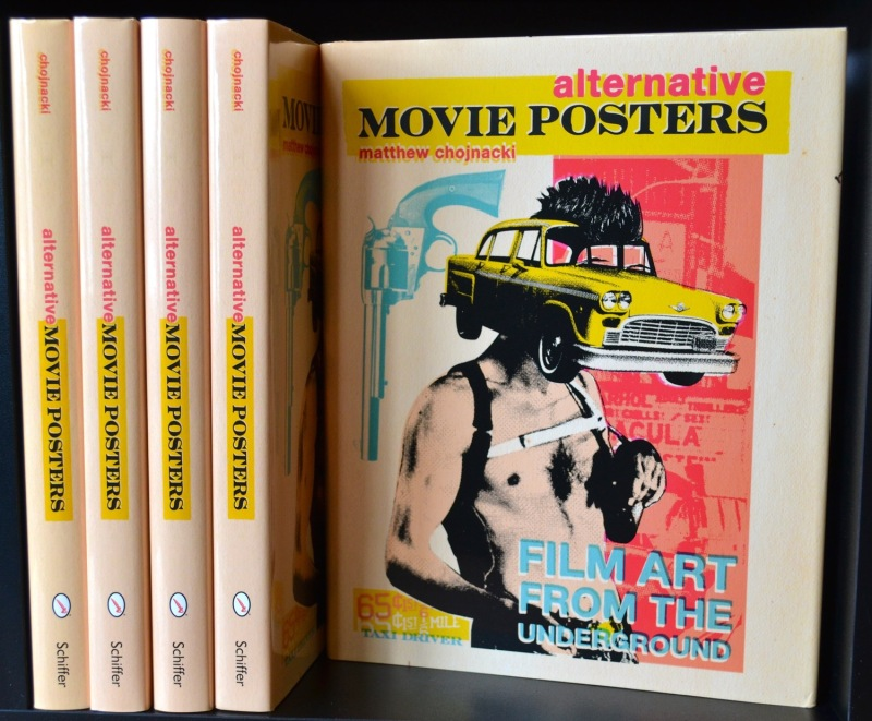 Books adam talks alternative movie poster art with author matthew chojnacki malvernweather Image collections