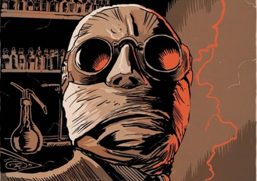 Art by Francesco Francavilla Released by Mondo