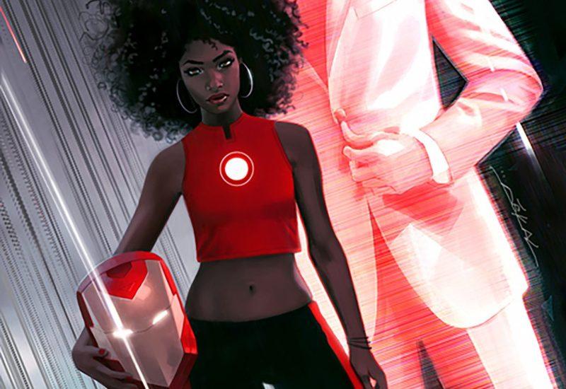 Iron Man Riri Williams
